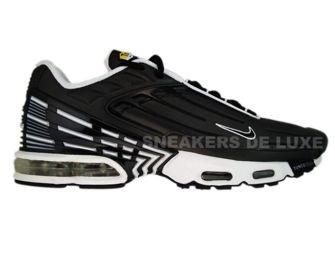 Nike Air Max Plus Tn 3 Iii Noir / Noir-blanc