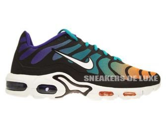 483553-310 Nike Air Max Plus TN Fuse Turbo Green/White-Black ...