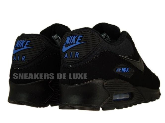 english nike air max 90 blackblackblue spark 309299906