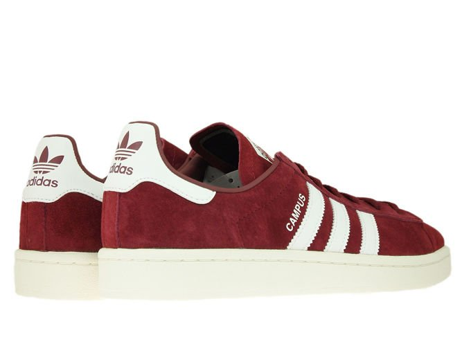 outlet store 360c5 da30e adidas Campus BZ0087 Collegiate BurgundyFtwr WhiteChalk White. Product  Specification
