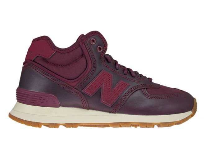 detailed look 202a8 6918e Details about New Balance WH574BC Burgundy