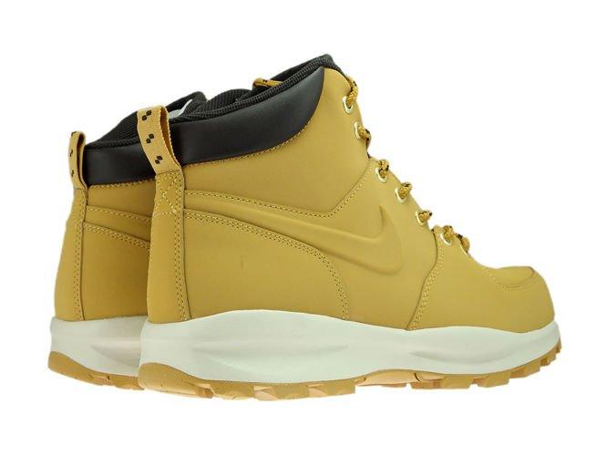 new arrival 3c73b e300b Nike Manoa Leather 454350-700 Haystack Haystack-Velvet Brown