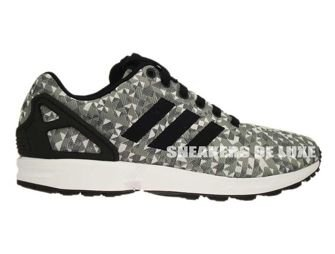 sneakers: B34472 adidas ZX Flux Weave WhiteCore BlackSolid