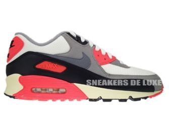 543361 161 Nike Air Max 90 OG SailCool Grey Medium Grey