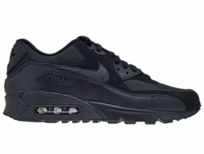 Nike Air Max 90 Essential 537384 090 BlackBlack Black Black