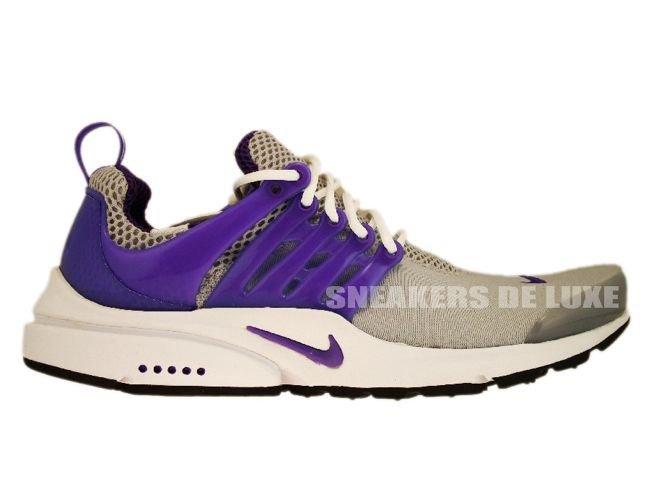 premium selection 6ea23 ff312 302743-007 Nike Air Presto Wolf Grey Club Purple-Black-White ...