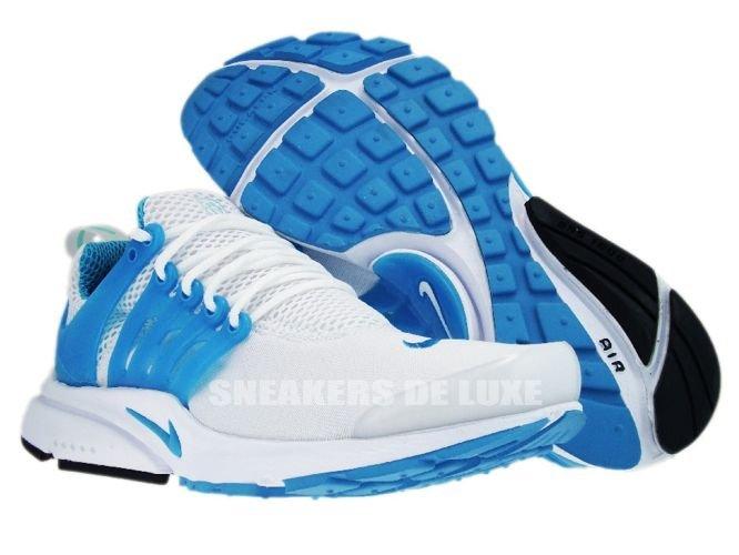 ... order f773f 97372 ... reduced 302743 103 nike air presto white marina  blue cool ... 34256e1dc