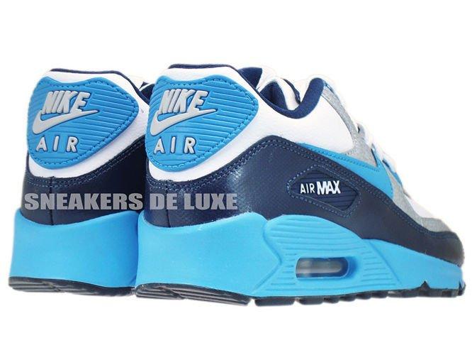 Nike Air Max 90 Leather – Obsidian   Airmaxy.pl