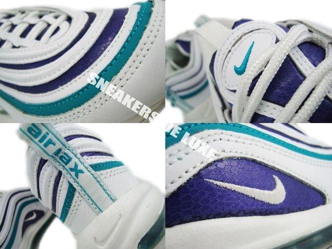 various colors c8316 a0d82 ... 312461-511 Nike Air Max 97 Club PurpleWhite