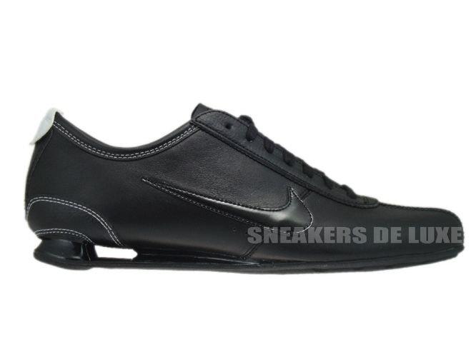 more photos 73bc3 4fb6b 316317-017 Nike Shox Rivalry Black Cool Grey ...