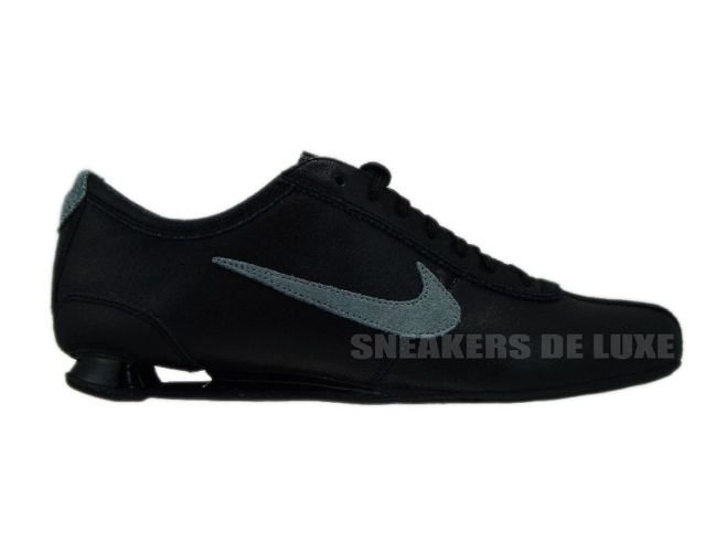 quality design 5befd 8a876 316317-026 Nike Shox Rivalry Black Cool Grey ...