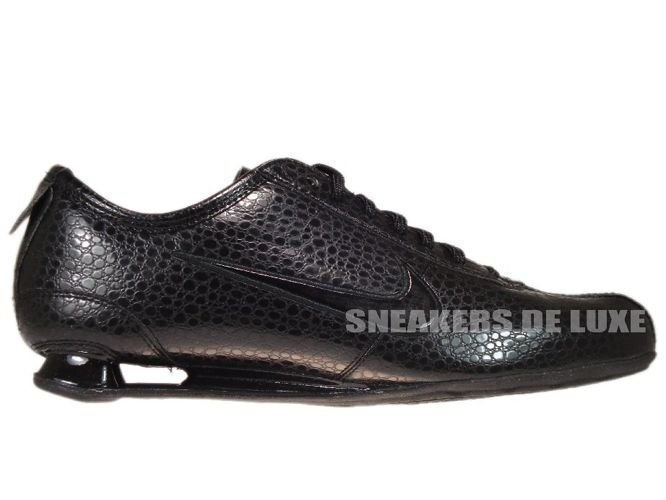 promo code e91fc 851be 316317-031 Nike Shox Rivalry Black Black-Black ...
