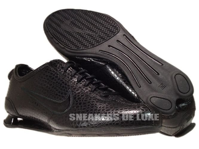 9c749b663fd English  316317-031 Nike Shox Rivalry Black Black-Black 316317-031 ...