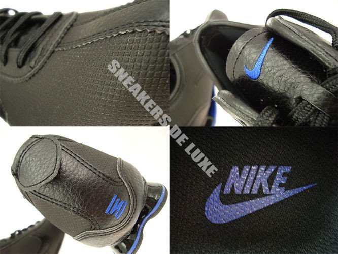 best website b862c d5f61 ... spain 316317 045 nike shox rivalry black hyper blue 19f27 7cf5b