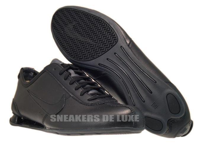 brand new 9fac9 13c00 316317-091 Nike Shox Rivalry Black Black-Dark Grey .. Zamknij ‹ ›. buty  sportowe czarne ...