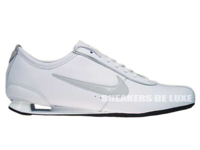 316317-128 Nike Shox Rivalry WhiteNeutral Grey-Black ...