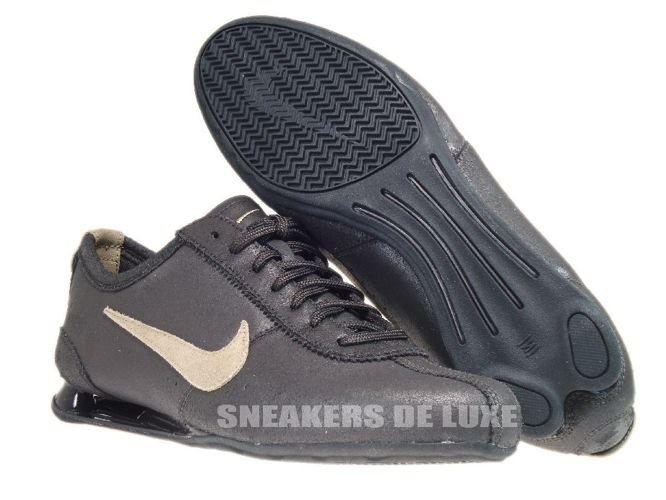 best cheap 27d8f fcc6d ... 316317-207 Nike Shox Rivalry Velvet Brown Khaki Black ...