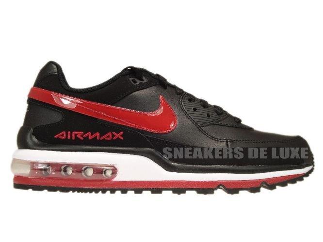 b1d2f083eb sneakers: 316391-061 Nike Air Max LTD II Black/Gym Red-White-Stealth ...