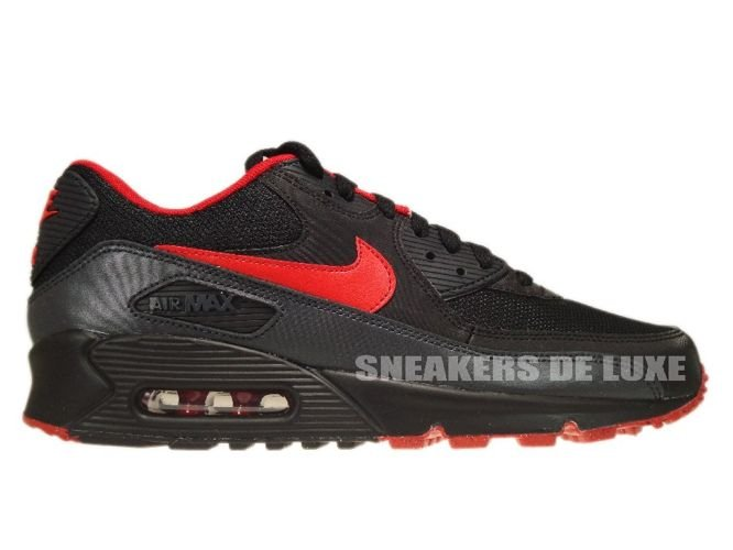 reputable site dee94 e2d11 325018-069 Nike Air Max 90 Midnight Fog University Red ...