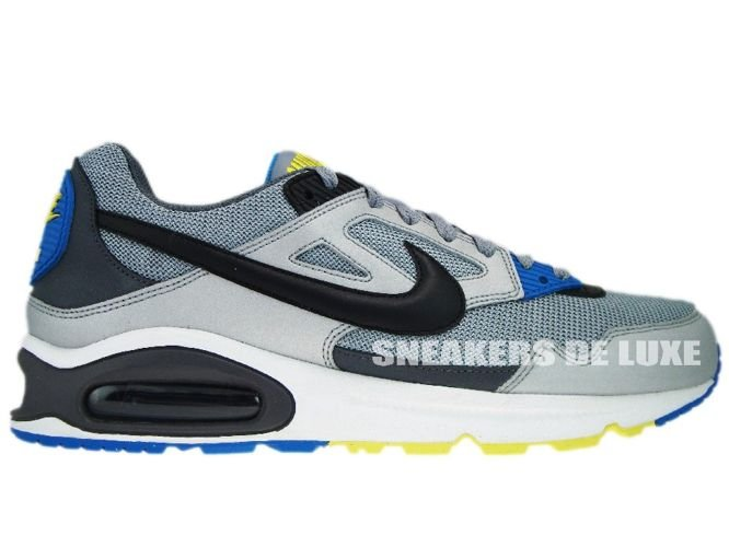 343886-130 Nike Air Max Skyline Stealth/Metallic Black-Imperial Blue ...