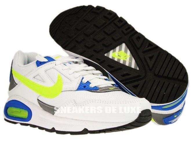 English  343886-132 Nike Air Max Skyline White Volt White Cool Grey ... 6afd4db9b