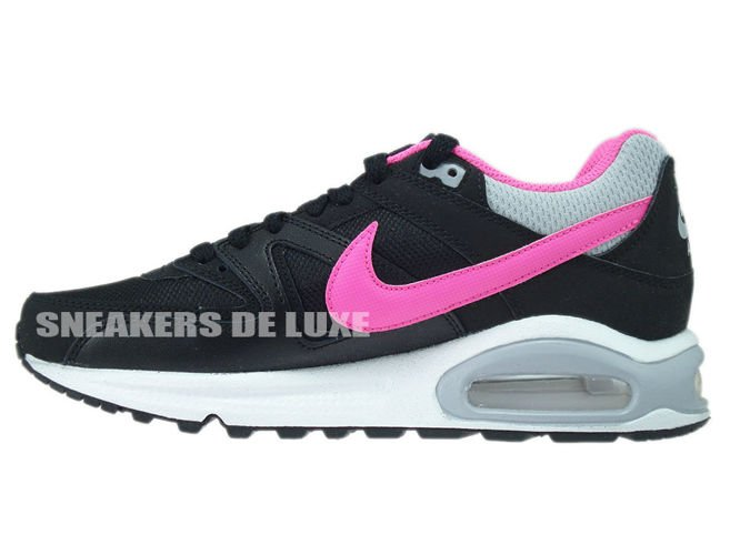 ... 407626-065 Nike Air Max Command Black Pink Pow-Wolf Grey-White ... a320c5217