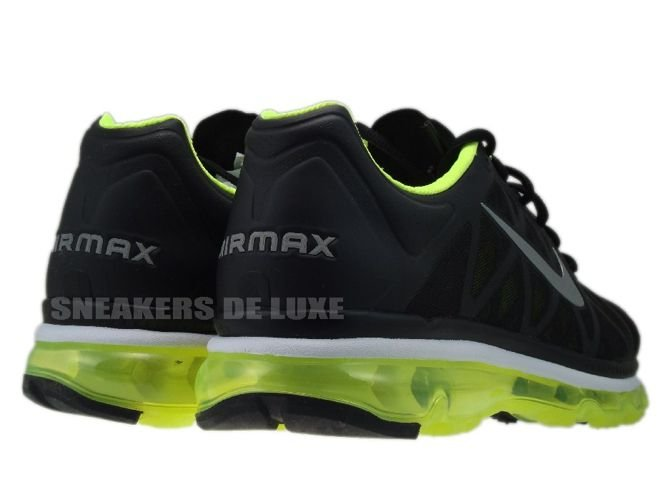 cd8f5f79e4 sneakers: 429889-007 Nike Air Max 2011+ Black/Metallic Cool Grey ...