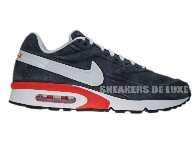 nouveau style 3f93b 4d7c1 505818-018 Nike Air Max BW Classic VT Anthracite/White