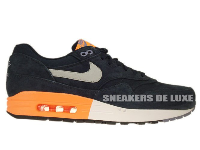 Nike Air Max 1 Premium 'Dark Obsidian' | CD7861 400