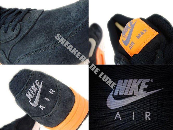 Silver Metallic Nike Max Air Premium Dark 400 1 512033 Obsidian lKFJcT1u3