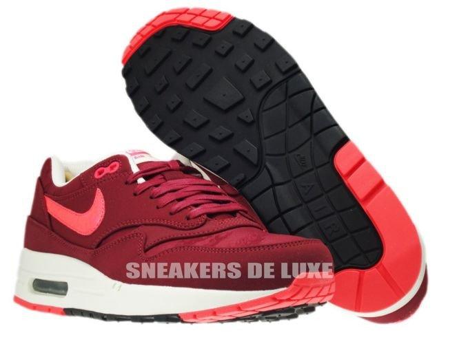 0d069d6284 ... 512033-660 Nike Air Max 1 Premium Team Red/Atomic Red-Black- ...
