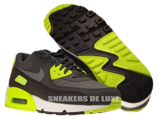 new style 80fbc 0a198 ... 537384-007 Nike Air Max 90 Essential Dark Grey Cool Grey-Anthracite- ...