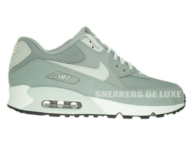 finest selection af89c d76b7 537384-028 Nike Air Max 90 Essential Base Grey Light Base Grey-Sail ...