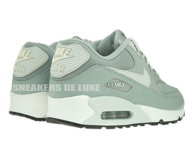 71cc9f81a3 ... 537384-028 Nike Air Max 90 Essential Base Grey/Light Base Grey-Sail ...