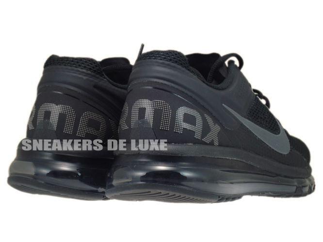 sports shoes 6241b ed697 sneakers: 554886-001 Nike Air Max+ 2013 Black/Dark Grey 554886-001