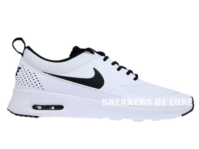 f929e3a83d sneakers: 599409-102 Nike Air Max Thea White/Black-White 599409-102