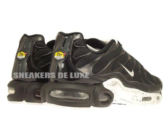 new product 3308a edc40 ... 604133-091 Nike Air Max Plus TN 1 Black   Chrome-Black ...