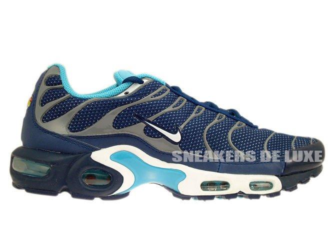 best website deeee 5ccc6 604133-422 Nike Air Max Plus TN 1 Brave Blue   White-Gamma Blue ...