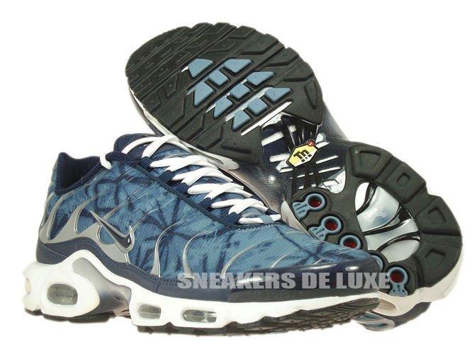 watch 818df 41c05 ... 604133-449 Nike Air Max Plus TN 1 Blue Shadow Midnight Navy-Metallic ...