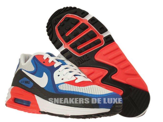 sports shoes a22b0 b0e9d ... 636229-003 Nike Air Max Lunar 90 C3.0 Light Base Grey   White ...