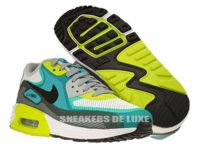 buy online a8d80 204ab ... 636229-103 Nike Air Max Lunar 90 C3.0 White Black-Turbo ...