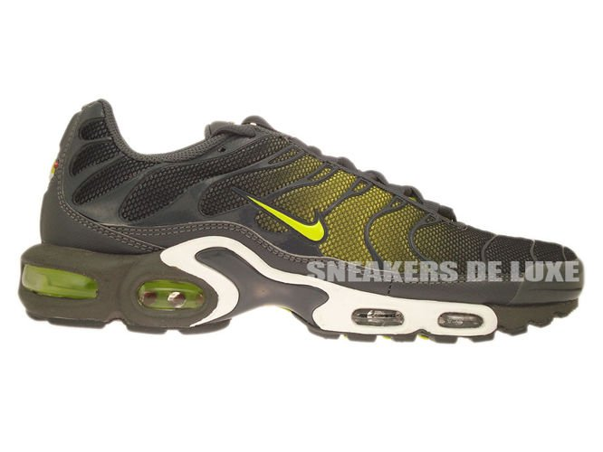 wholesale dealer 8c292 47815 647315-030 Nike Air Max Plus TN 1 Dark Grey Venom Green ...
