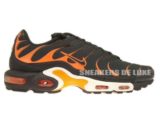buy online e7676 827a3 647315-066 Nike Air Max Plus TN 1 Anthracite Atomic Orange ...