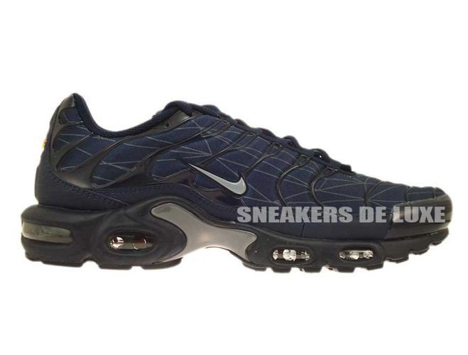 wholesale dealer aa501 67391 647315-400 Nike Air Max Plus TN 1 Obsidian Cool Grey ...