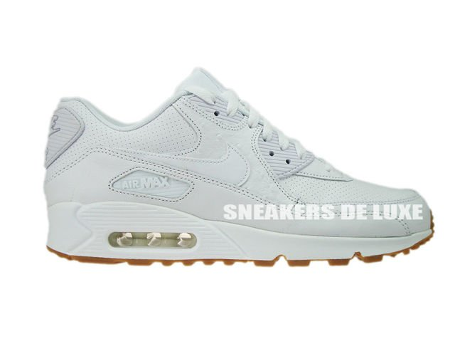 Air Max 90 Leather Pa Nike 705012 111 whitewhite gum