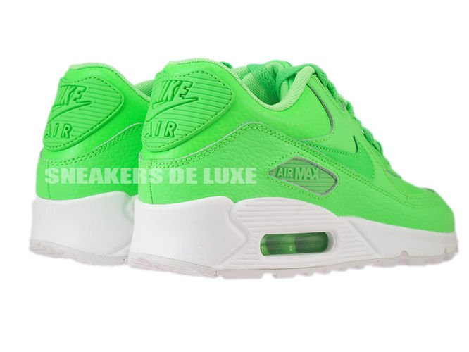 English  724821-300 Nike Air Max 90 Voltage Green Voltage Green ... 08d52f5be