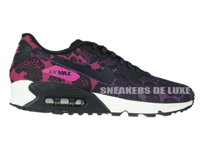 photos officielles a6788 325ed 749326-500 Nike Air Max 90 Jacquard Mulberry/Black-Sport ...
