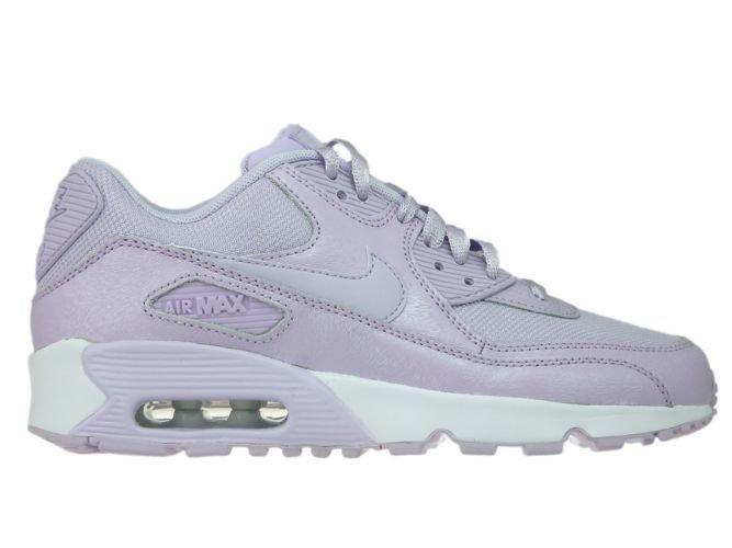 English  880305-500 Nike Air Max 90 Violet Mist Violet Mist-White ... a75d98ce1