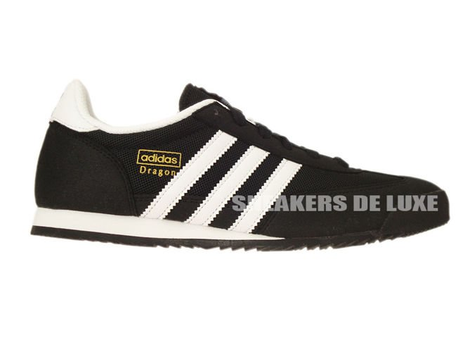 save off 2bee1 15c10 AF6267 adidas Dragon J Core black  Ftwr White  Core Black ...