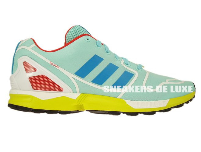 a039359a411b0 English  AF6304 adidas ZX Flux clear aqua   bold aqua   ftwr white ...